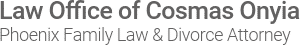 Logo of Cosmas Onyia Attorney At Law