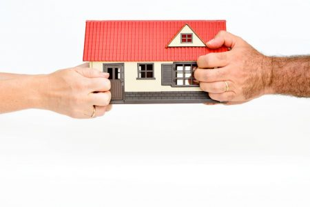 property and divorce